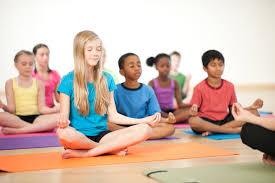 Kid's Yoga Tampa FL